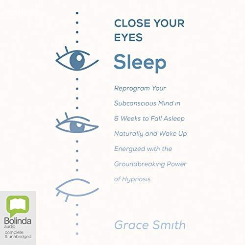 Close Your Eyes, Sleep cover art