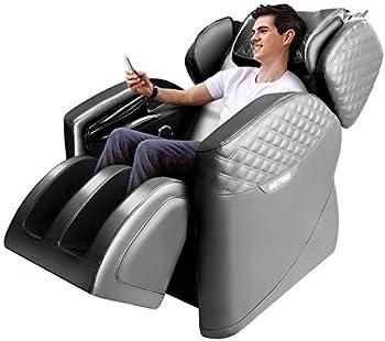 Sinoluck Zero Gravity Full Body Massage Chair with Lower-Back Heating