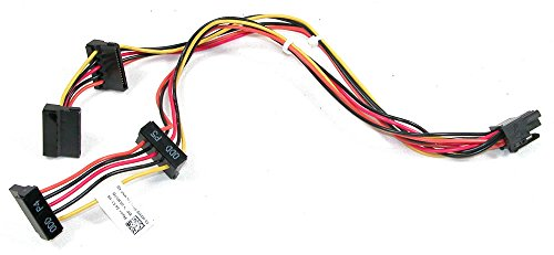 Dell CR9TD Optiplex 9020 MT 4-Drop SATA Power Cable
