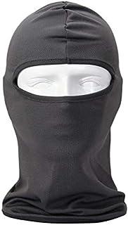 Full Face Mask For Bikers, Black