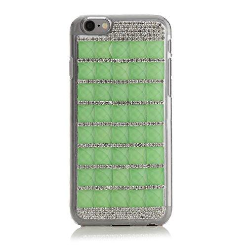 Blingmeister Tausendundeine Nacht Hülle für Apple iPhone 6 Plus grün
