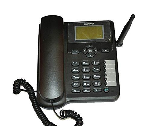Huawei Telefono fisso per scheda Sim, compatibile Tim, Vodafone, Wind, H3G, per segnale GSM e 3G.