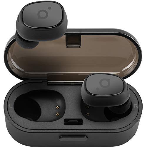 acme BH411 Bluetooth Kabellose Kopfhörer I In Ear Drahtlose Sport Ohrhörer I Wireless Earbuds, Eingebautes Mikrofon, Schwarz