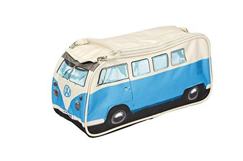 Kulturbeutel - VW Campingwagen - Blau