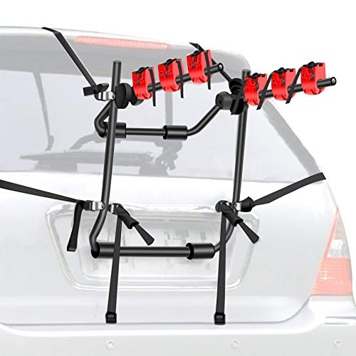 Best 3 bike bicycle car racks review 2021 - Top Pick