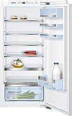 Bosch KIR41AD40 Series 6 ingebouwde koelkast / A+++ / 122,5 cm nichehoogte / 69 kWh/jaar / 211 L / VitaFresh plus / VarioShelf*