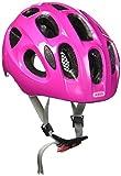 Abus Youn-I Fahrradhelm, Sparkling pink, 52-57 cm