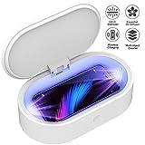 IFLOVE Stérilisateur UV pour Nettoyant Désinfectant Téléphone Portable...