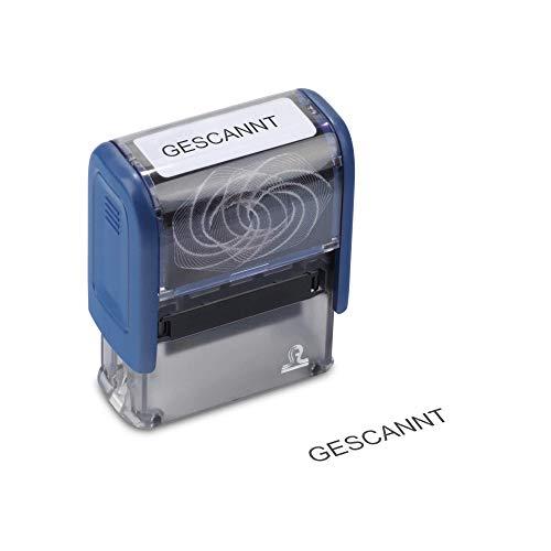 Lagertext Stempel Gescannt (Imprint 11)