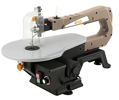 Fartools One - Sierra de cinta S 16 Potencia 120W, cuello de cisne 405 mm, tipo de mesa fusión, tipo de montaje agarraderas, capacidad de corte maxi
