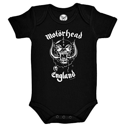 Metal-Kids Motörhead (England) - Baby Body Größe 56/62