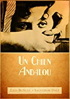 アンダルシアの犬ルイス・ブニュエルピエール・バチェフフランスフランス映画映画装飾ポスター壁キャンバス家の装飾キャンバス壁アート50x70cmフレームなし