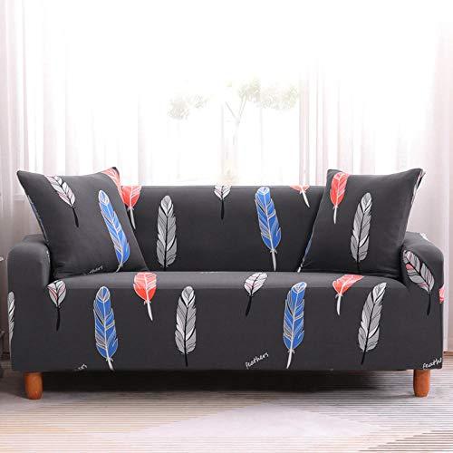 HXTSWGS Fundas Cojines de Sofa,Funda de sofá elástica, Funda de sofá de Banco de sofá de Silla elástica, Funda Protectora de Perro mascota-Color40_235-300cm