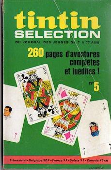 TIntin sélection n° 5