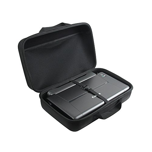 Purchase Adada Hard Travel Case Fits Canon PIXMA iP110 Wireless Mobile Printer with Battery Attached