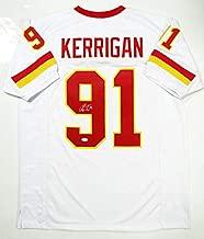 Ryan Kerrigan Autographed White Pro Style Jersey- JSA W Authenticated 9