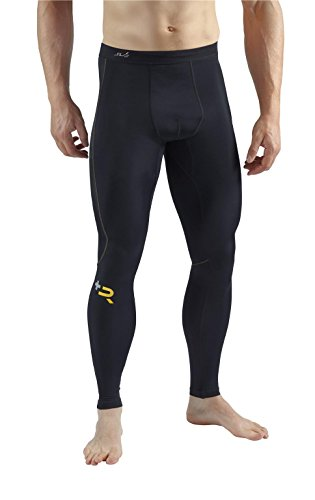 Sub Sports Mens Leggings Tights Muscle Recovery Compression Post Work Out -XL