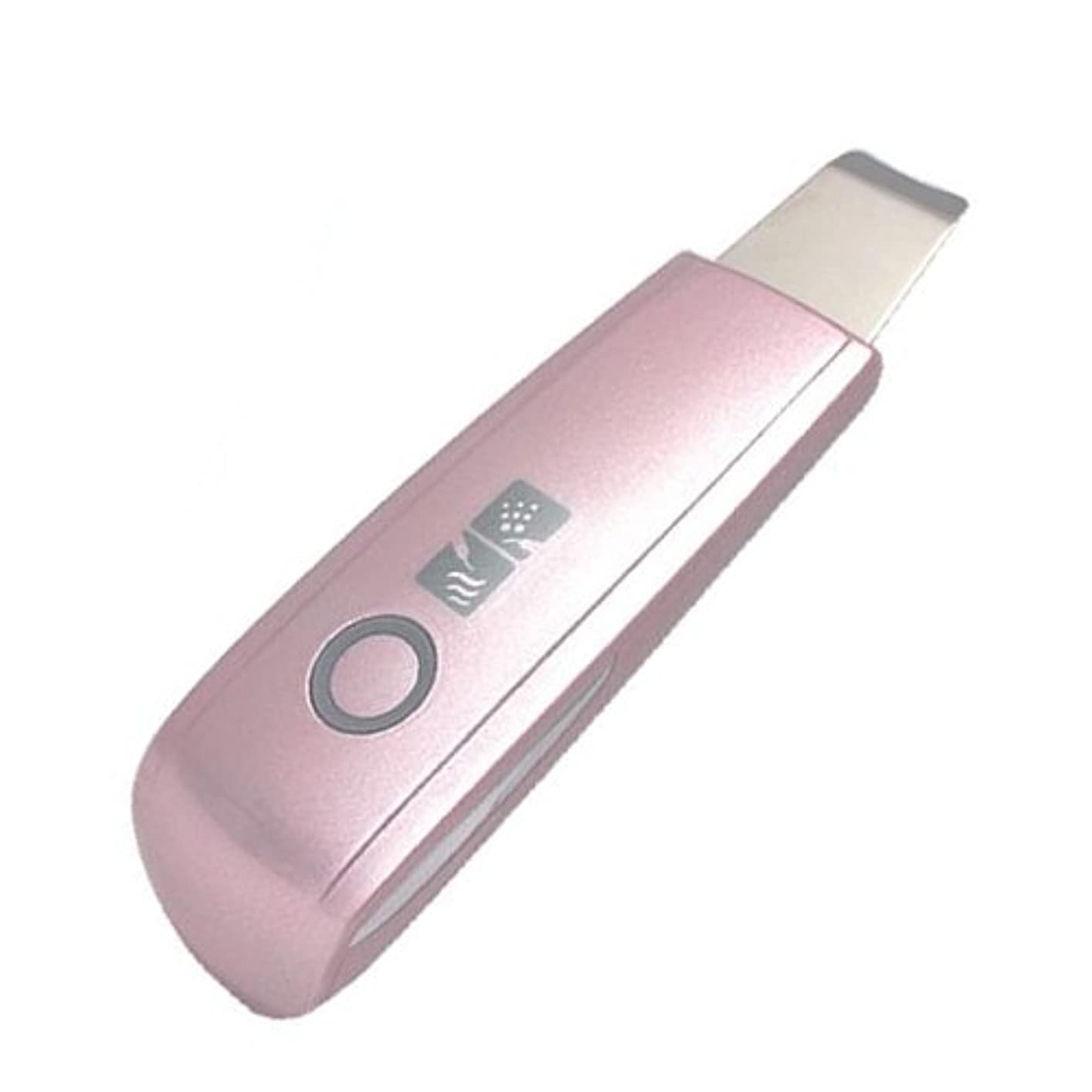 古くなった側シェーバーBellcida(ベルシーダ) 超音波美顔器 ION CLEANSE(イオンクレンズ) ピンク?IC02