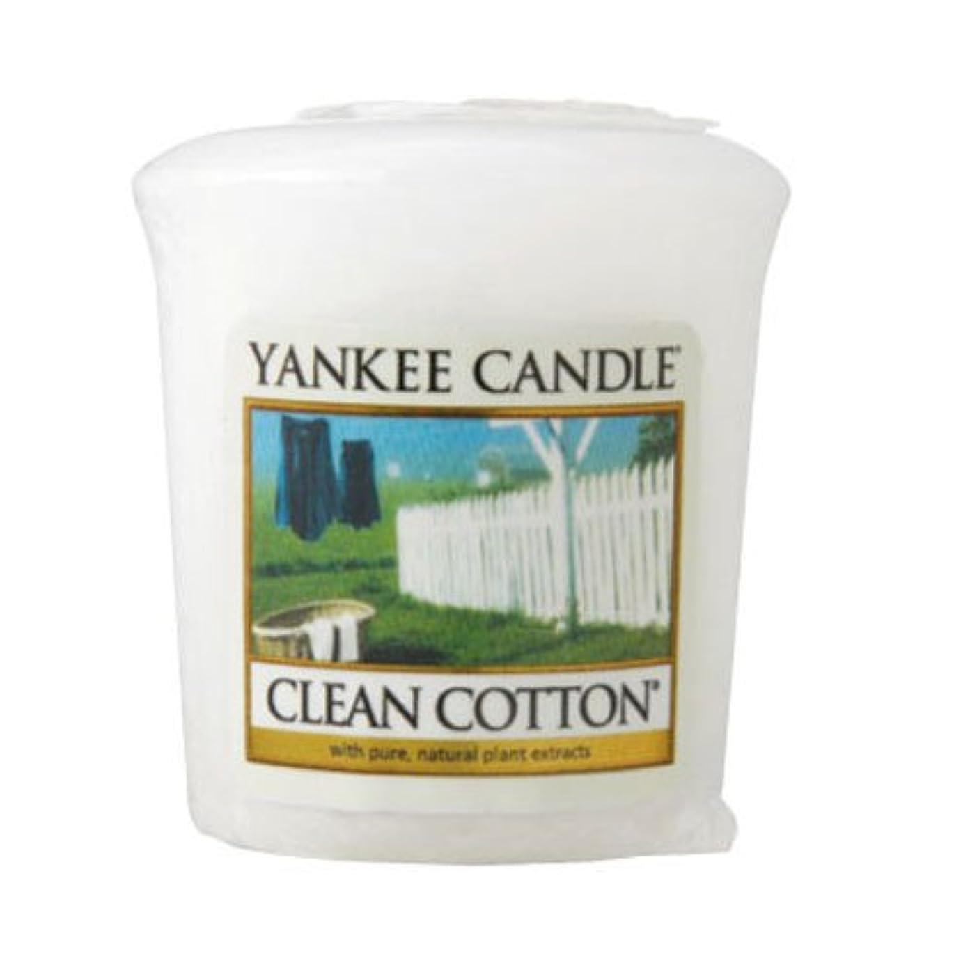 肺朝食を食べる部ヤンキーキャンドル 正規品 YCサンプラー クリーンコットン (YK0010501 4901435938219)