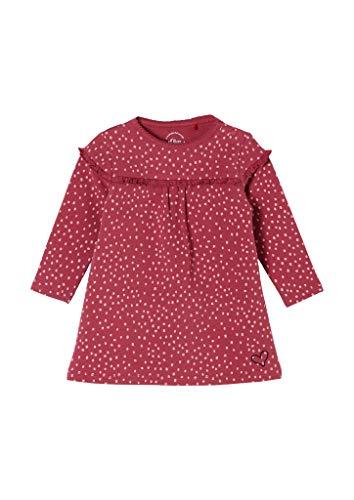 s.Oliver Junior Baby-Mädchen 405.10.010.20.200.2058556 Kinderkleid, 45A8, 74