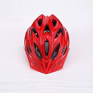 Kids Bike Helmet Urban Skate Helmet for Skateboards BMX and Stunt Scooter Red