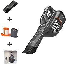 BLACK+DECKER Dusbuster Handheld Vacuum, Cordless, Gray (HHVK415B01)
