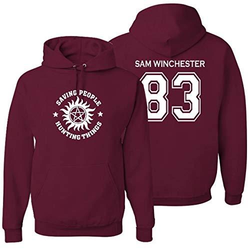 Sam Winchester Hoodie