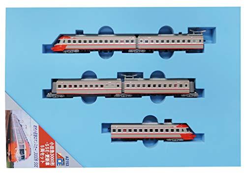 マイクロエース Nゲージ 小田急3000形・SSE・更新車 5両セット A2153 鉄道模型 電車