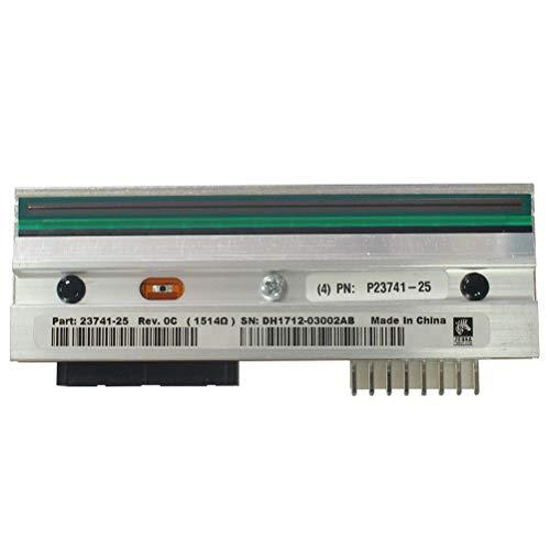 P1046696-016 Tête d'impression pour imprimante d'étiquettes Zebra ZE500-4 300dpi ZE500-4 LH ZE500-4 LH Durée d'impression Standard