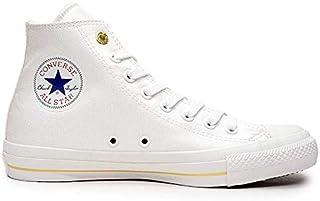 [コンバース] オールスター 100 コンジキライン HI 32961460 ホワイト/ゴールド ALL STAR 100 KONJIKILINE HI white/gold