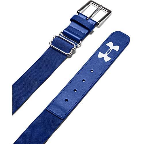 Under Armour Men's Baseball Belt , Royal Blue (400)/Royal Blue , One Size Fits All