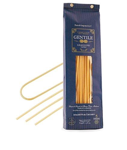 Spaghetti alla chitarra, Pastificio Gentile di Gragnano