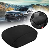 Seven Sparta Console Cover for Jeep Grand Cherokee 2011-2018, Neoprene Anti-Scratch Waterproof Center Console Armrest Cover
