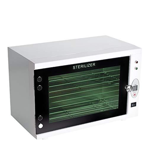 Wonepic Elettrica della Luce UV Sterilizzatore Caldo Sterilizzatore Gabinetto del Manicure Scaldasalviette Salon Trucco Disinfezione Pulizia