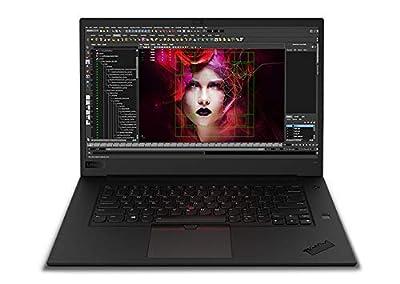 "Lenovo 15.6"" ThinkPad P1 LCD Mobile Workstation Intel Core i5-8400H (8th Gen) Quad-core 2.5GHz 16GB DDR4 SDRAM 256GB SSD Windows 10 Pro 64-bit Model 20MD001WUS"