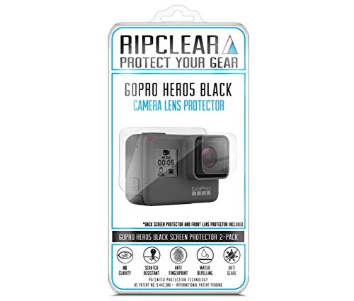 Ripclear for GoPro Hero5 Black, Pro…
