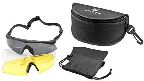 Revision Sawfly Max-Wrap DLX Kit Black Small, Schwarz, S