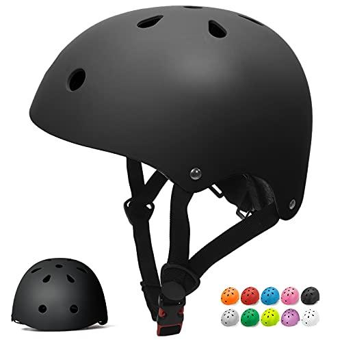 Glaf Kids Bike Helmet Toddler Helmet Ages 2-8 Years Old Boys...