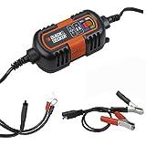 Mojawo, caricabatterie automatico Black+Decker 6/12 Volt BDV090 1,2 A