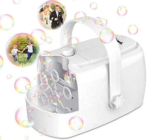 Product Image of the Zerhunt Bubble Machine