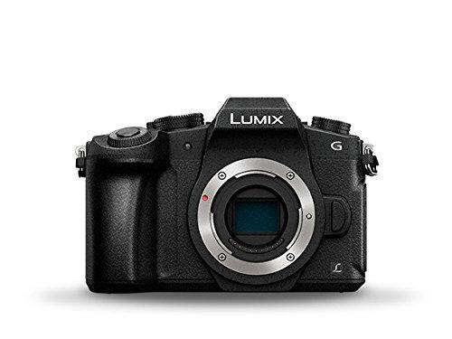 Panasonic Lumix DMC-G80EG-K Fotocamera Digitale Mirrorless, Dual I.S.2, Video 4K, Solo Corpo