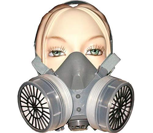 Lackiermaske Atemschutzmaske Staubmaske für Autolack Lackierer Maske