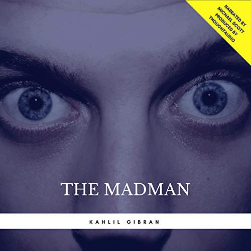 The Madman audiobook cover art