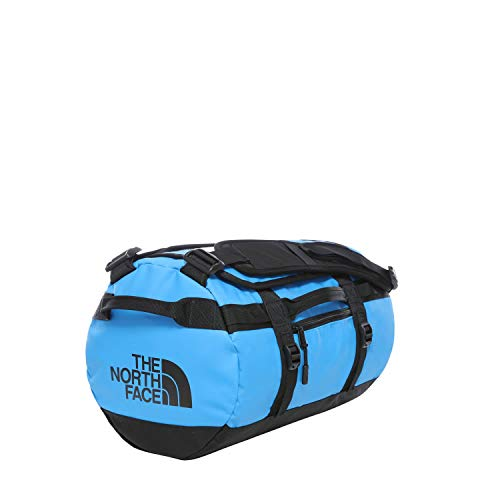 THE NORTH FACE Tasche Base Camp Duffel 3ET Clear Lake Blue/TNF Black S