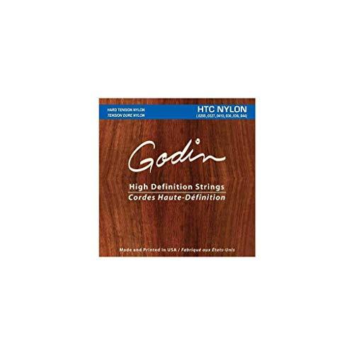 Godin Guitars 9367 cuerdas de guitarra eléctrica de bronce fosforado, pesadas