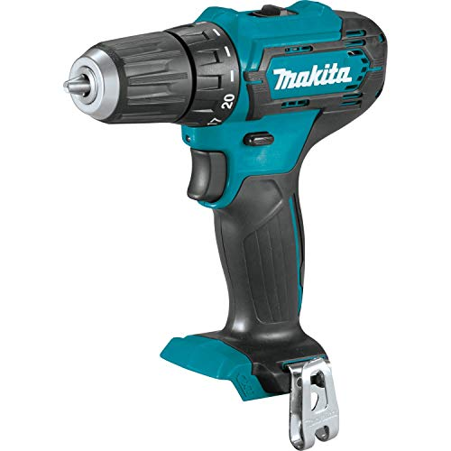 Makita FD09Z 12V max CXT Lithium-Ion Cordless 3/8' Driver-Drill, Tool Only