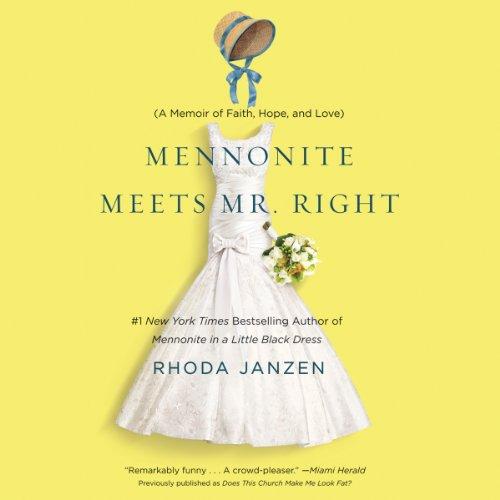 Mennonite Meets Mr. Right cover art