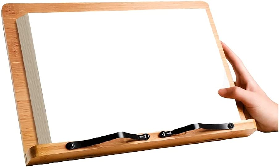 LHL Wooden Drawing Board Desktop Sales of SALE items from Ranking TOP18 new works R Graffiti Stand Easel Writing