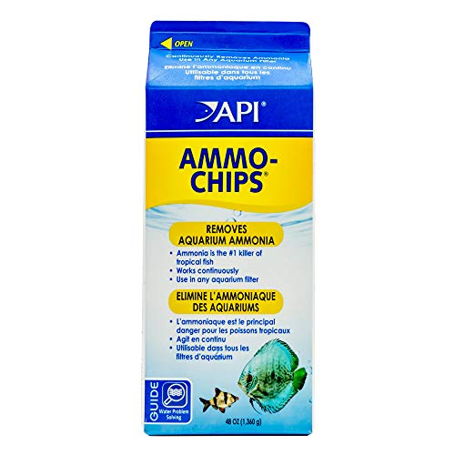 API Ammo-Chips Aquarium Filtration Media 48 oz Box