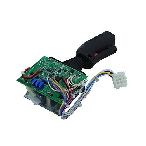 Noton Parts Joystick Controller 123995 for SkyJack Scissor Lift 4832 4626 3226 3219